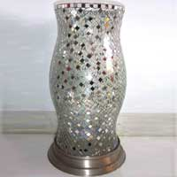 Iron Pillar Candle Holder