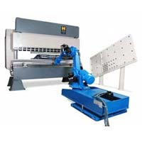Robot Bending CNC Press Brake Machine