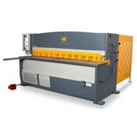 Sst Series Hydraulic Guillotine Shearing Machine