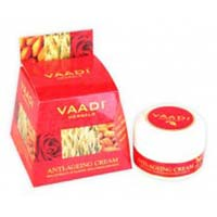 Anti-ageing Cream - Almond, Wheatgerm Oil & Rose