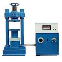 Cubes & Cylinders Compression Testing Machine