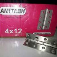 Stainless Steel Premium Hinges (4x12)