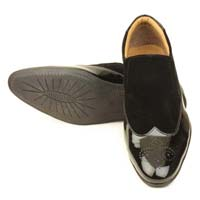 Metrogue Men's Black Dress Shoes