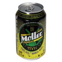 MOLLER LAGER BEER 33CL & 50CL CANNED