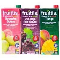 Fruittis 1L Fruit Juices