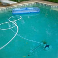 Swimming Pool Cleaning Equipment