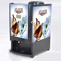 Cold Coffee and Ice Tea Vending Machines