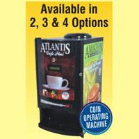 Vending Machine Premixes