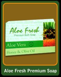 Aloe Vera Fresh Soap