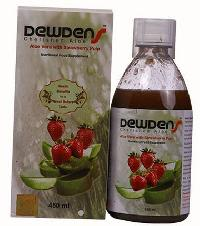 Aloe Vera Juice (strawberry Pulp)