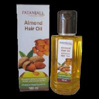 Ayurvedic Almond Hair Oil