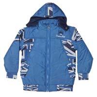 Kids Reversible Jaquard Jacket