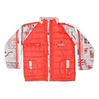 Kids Reversible Raglon Cut Jacket