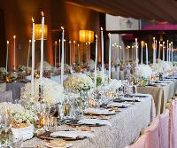 Tapered Wedding Regular Candles