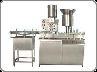 Automatic Vial Powder Filling Machine