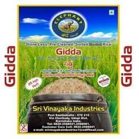 Gidda Parboiled Rice