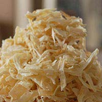 Dehydrated White Onion Ring Slices