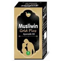 Musliwin Gold Plus Ayurvedic Oil