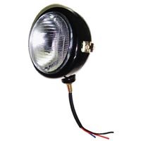 Head Light Assembly For Tractors