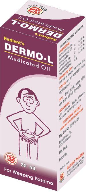 Dermo- L Medicated Oil