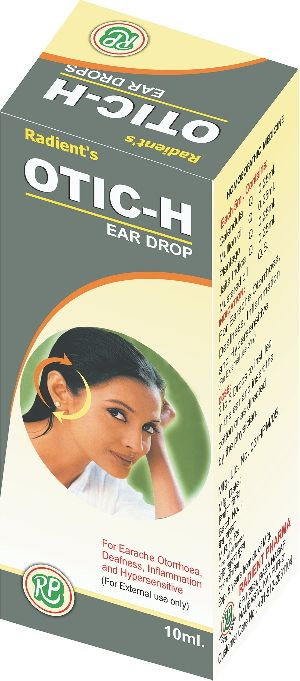 Otic- H Ear Drop