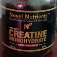 Micronized Creatine Monohydrate Vanilla Flavor200 G Powder