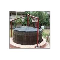Poultry Waste Biogas Plant