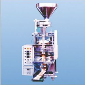 Hm 005 Pneumatic Collar Type Pouch Packing Machine