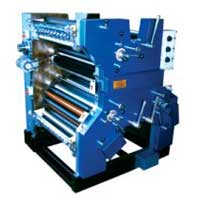 Three Color Satellite Printing Machine