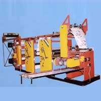 Vertical Printing Machine
