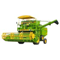 Compact Combine Harvester