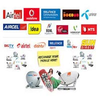 Recharge Services, Ticketing Services