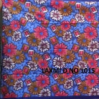 70x100 Cotton Printed Bed Sheet