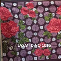 Cotton Printed Bed Sheets (70x100 Cm)