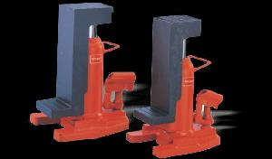 Hydraulic Toe Lift Jack