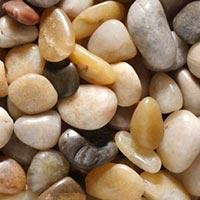 Polished River Pebbles