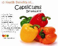 Capsicum All Colours