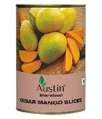Kesar Mango Slices