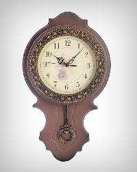 Antique wall clock manufacturers suppliers exporters for Antique pendulum wall clocks manufacturers