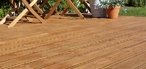 Decking Wooden Flooring