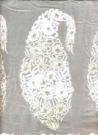 Dyeable Embroidery Fabrics