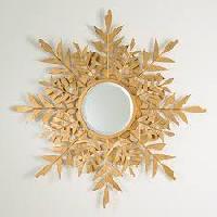 Leaf Wall Mirror