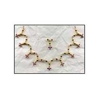 Studded Necklace-1023
