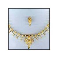 Studded Necklace-1075
