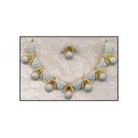 Studded Necklace-1161