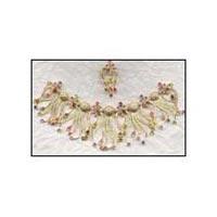 Studded Necklace-1256