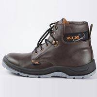 Leather Safety Footwear