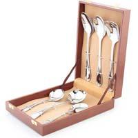 Ss Serving Cutlery Set Omega Design
