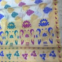 Pure Dupion Silk Saree