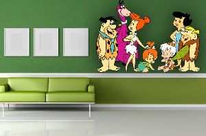 3D Kids Room Wall Stickers